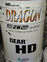 Gear HD S-Oil DHD85W140_20