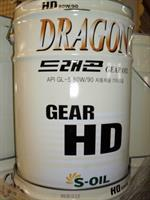 Gear HD S-Oil DHD80W90_20