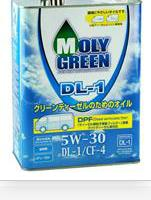DL-1/CF-4 Moly Green 0470020