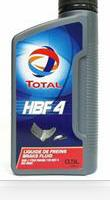 Brake Fluid HBF 4 Total 110605