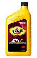ATF +4 Pennzoil 071611915533