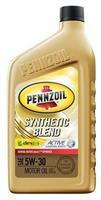 Synthetic Blend Motor Oil Pennzoil 071611015059