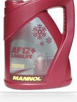 Longlife Antifreeze AF12+ Mannol 4036021157726