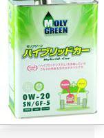 Hybrid SN/GF-5 Moly Green 0470025