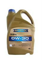 Super Synthetic Hydrocrack SSH Ravenol 4014835795396