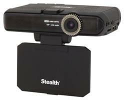 Автомобильный цифровой видеорегистратор c радар-детектором и gps-приемником Stealth MFU 600