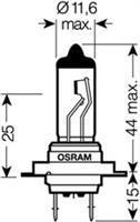 Osram 64210NBU-HCB