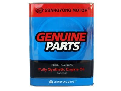 SsangYong Diesel/Gasoline Fully Synthetic 5W30