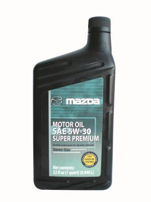 Масло моторное Mazda Super Premium SAE 5W-30