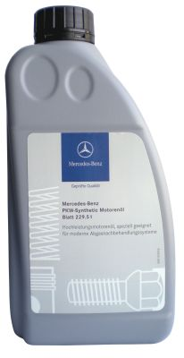 Mercedes-Benz PKW-Syntetic Motorenol