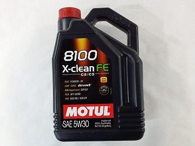 8100 X-Clean FE Motul 104777