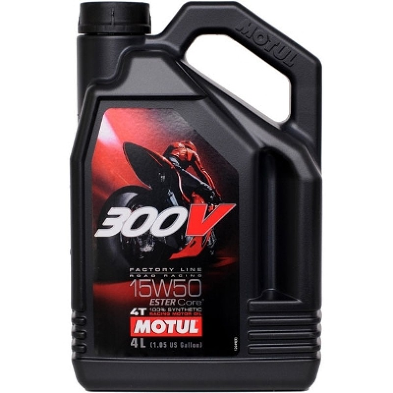 300V 4T Factory Line Road Racing Motul 104129