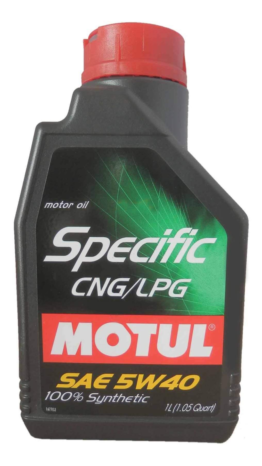 Specific CNG/LPG Motul 101717