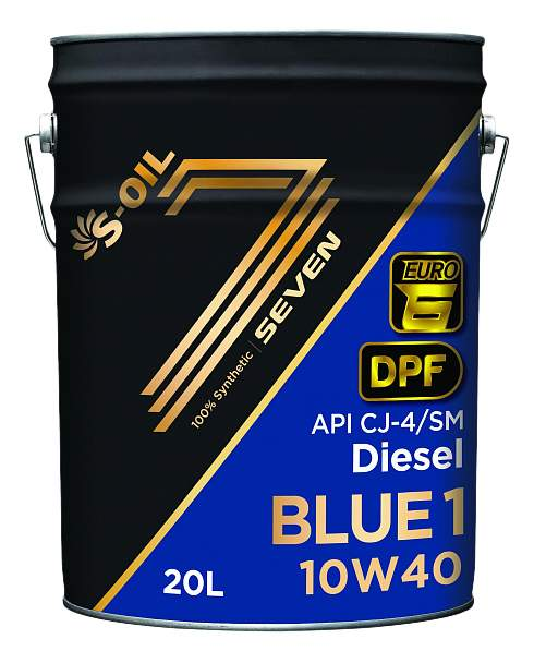Seven BLUE1 S-Oil CJ10W40_20