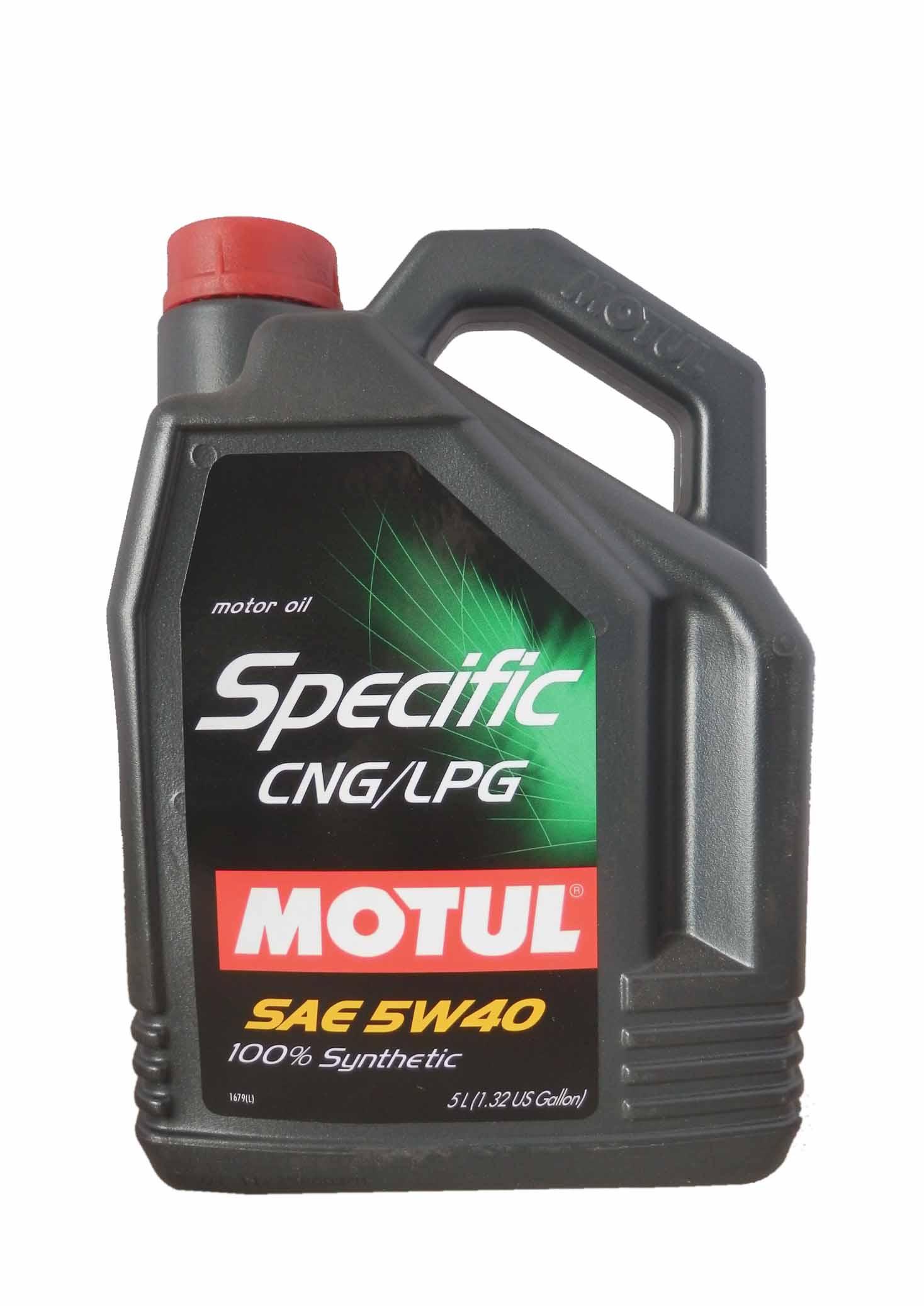 Specific CNG/LPG Motul 101719