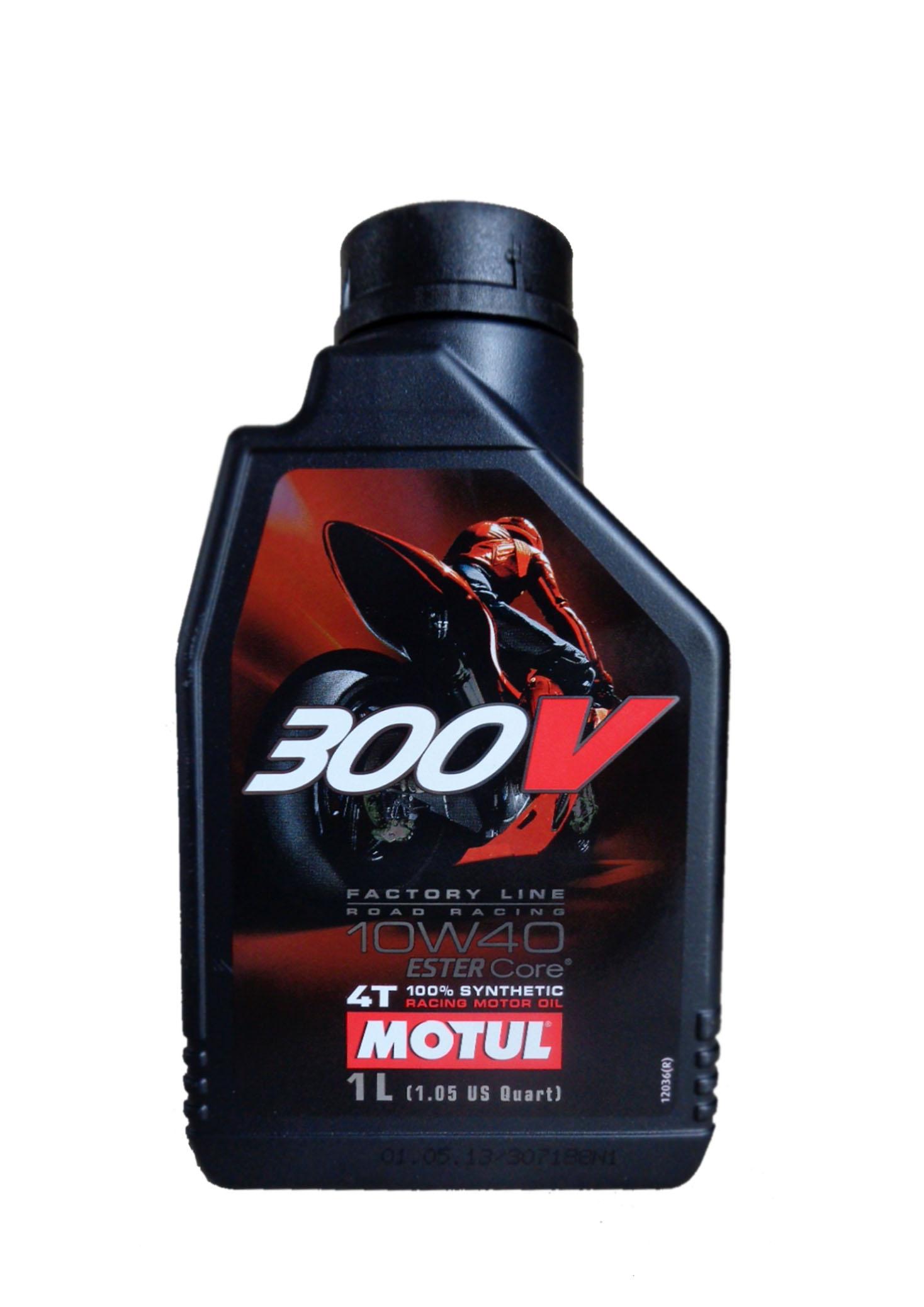 300V 4T Factory Line Road Racing Motul 104118