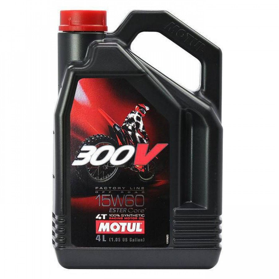 300V 4T Off Road Motul 102711