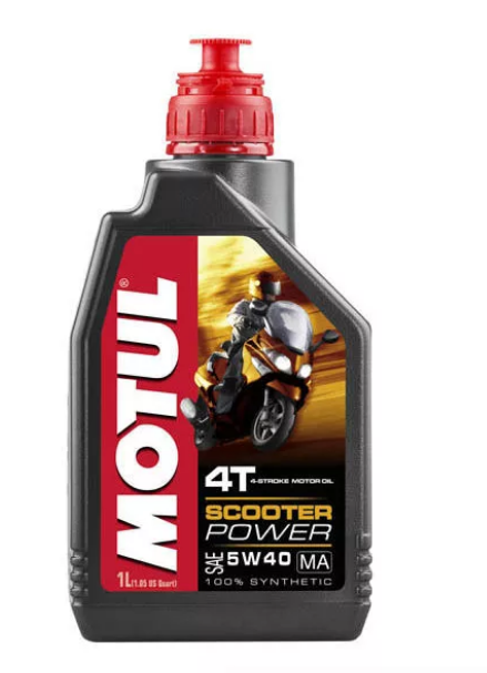 Scooter Power 4T Motul 105958