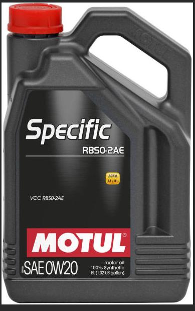 SPECIFIC RBS0-2AE Motul 106045
