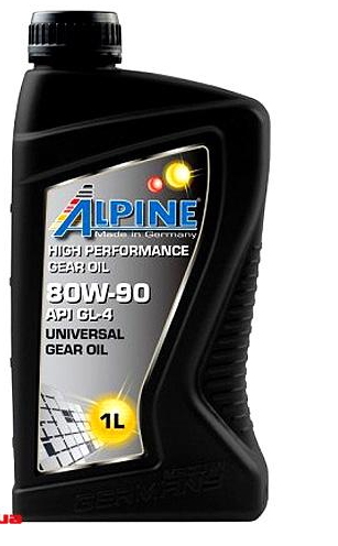 Gear Oil TD Alpine 0100721