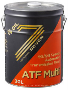 Seven ATF-Multi S-Oil ATF-MULTI_20