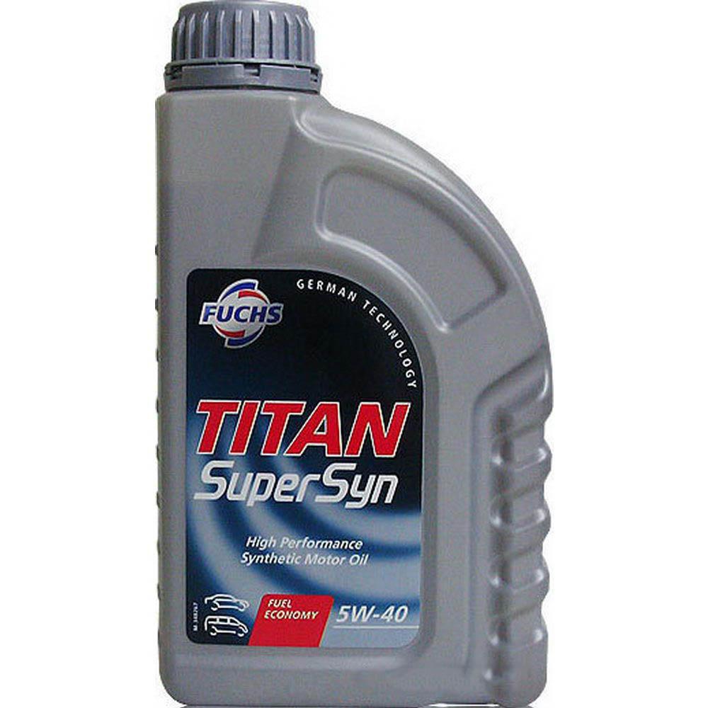 Fuchs Titan SuperSyn SAE 5W-40