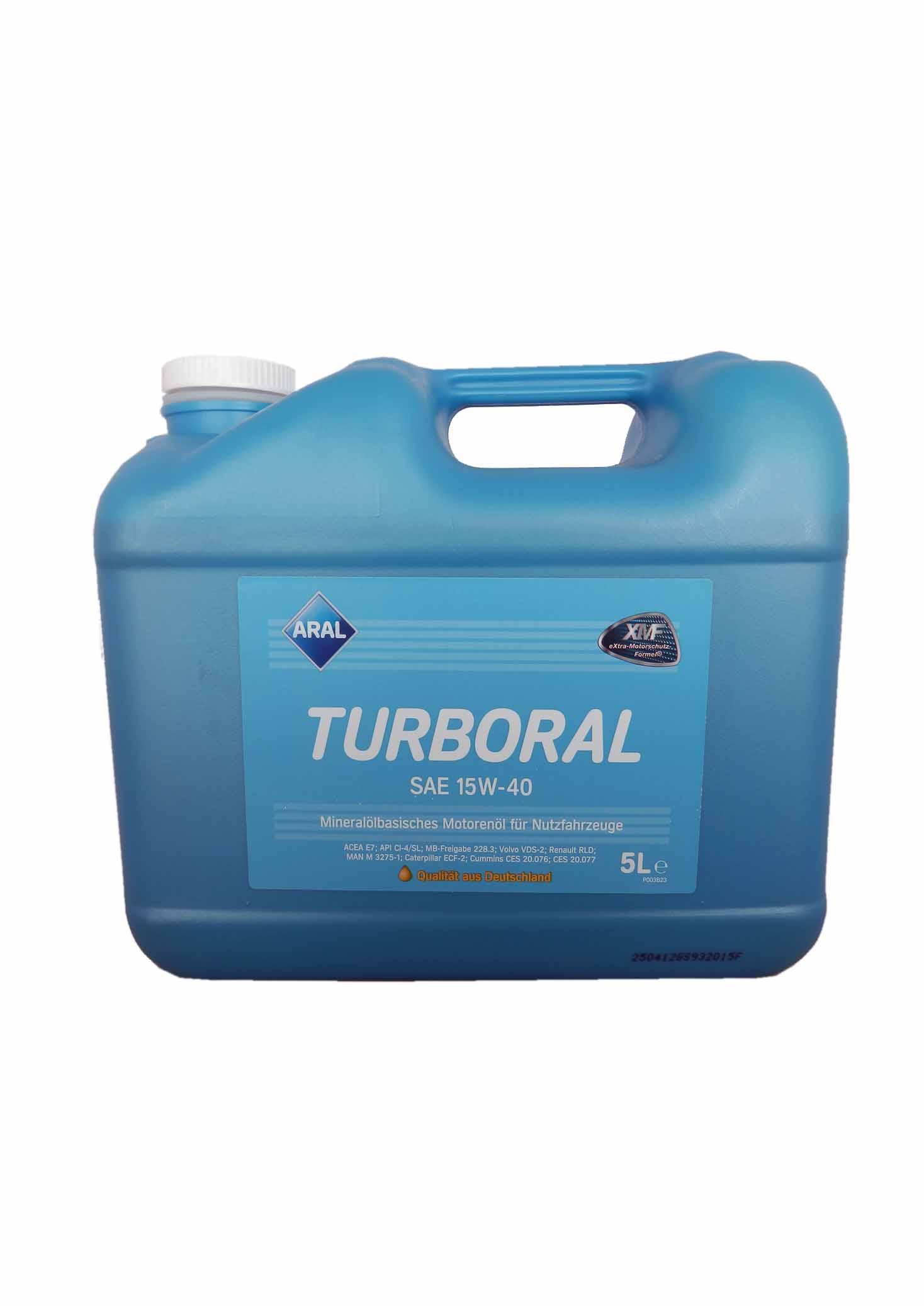 Aral Turboral SAE 15W-40