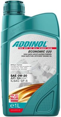 Economic 020 Addinol 4014766073754