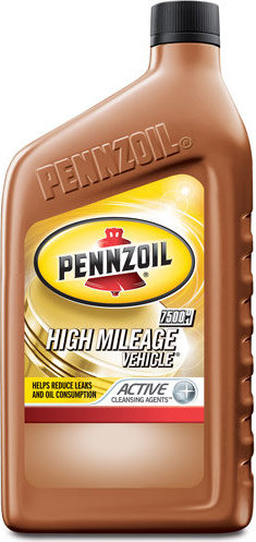 Pennzoil High Mileage Vehicle SAE 10W-40