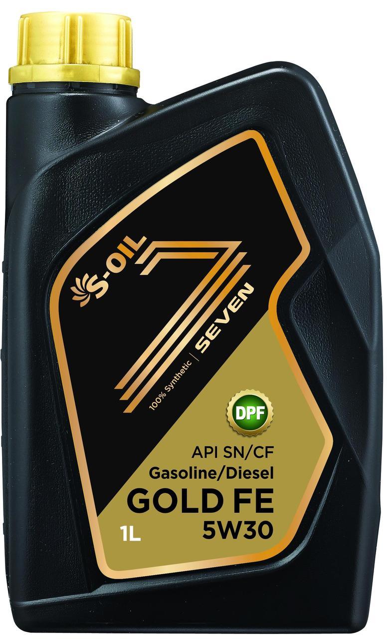Seven Gold S-Oil GOLD5W30_01