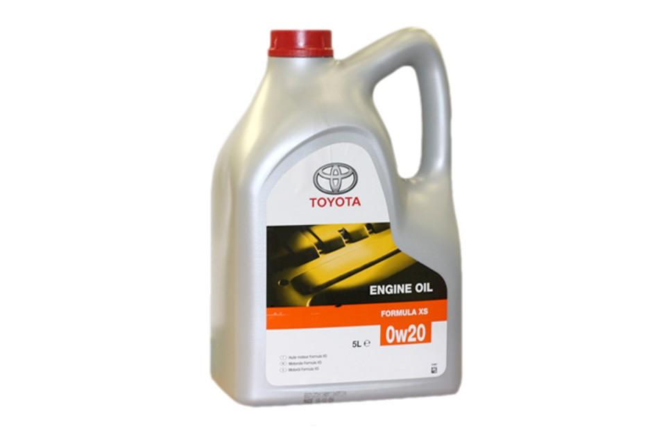 Toyota Engine Oil SAE 0W-20