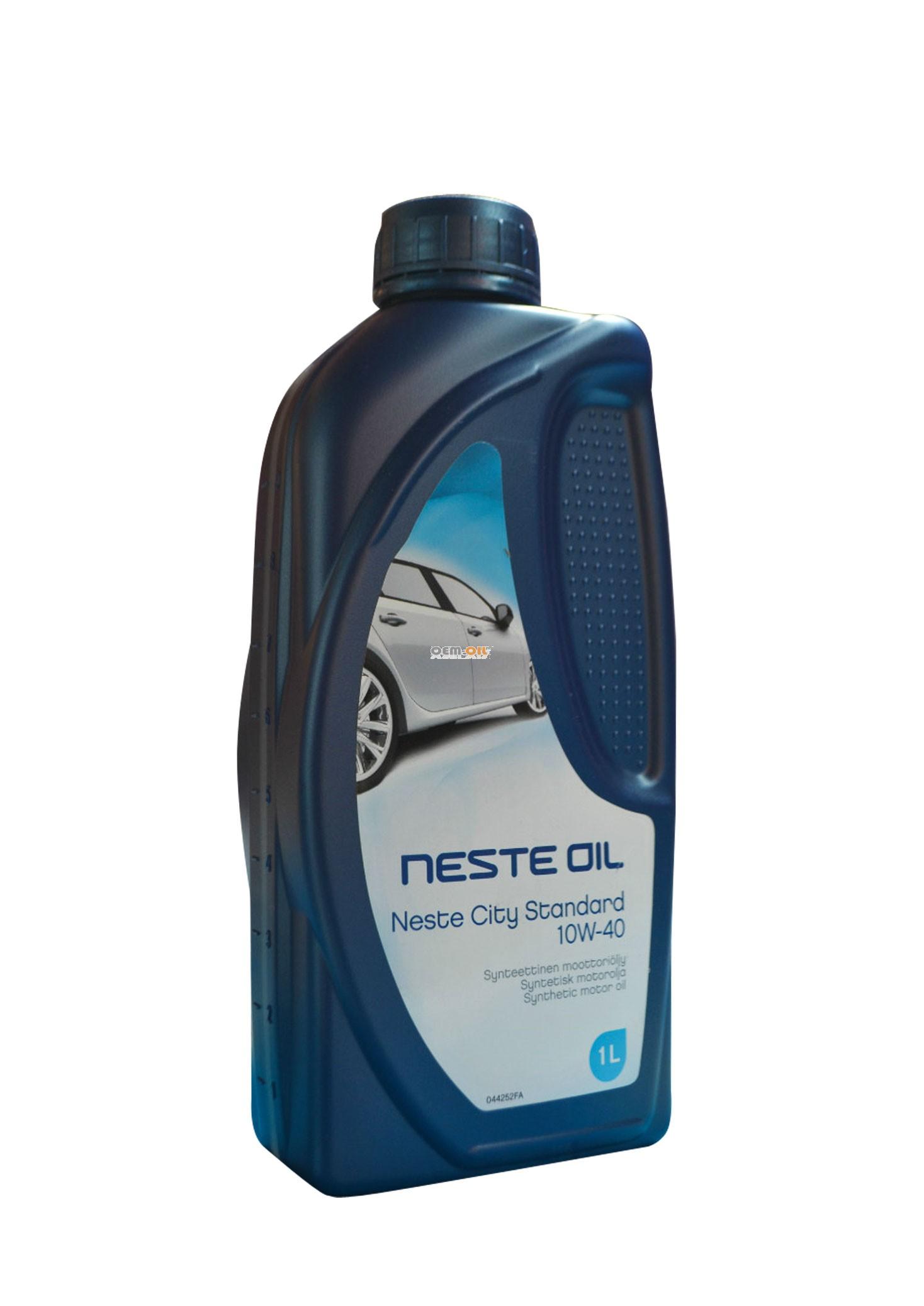 Neste City Standard SAE 10W-40