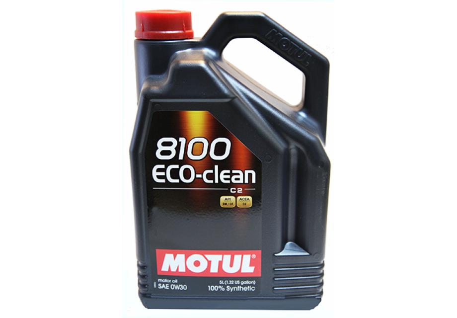 8100 Eco-clean Motul 102889