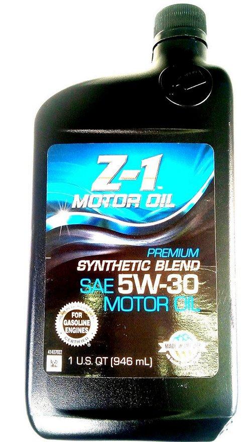 Synthetic Blend Z-1 66375