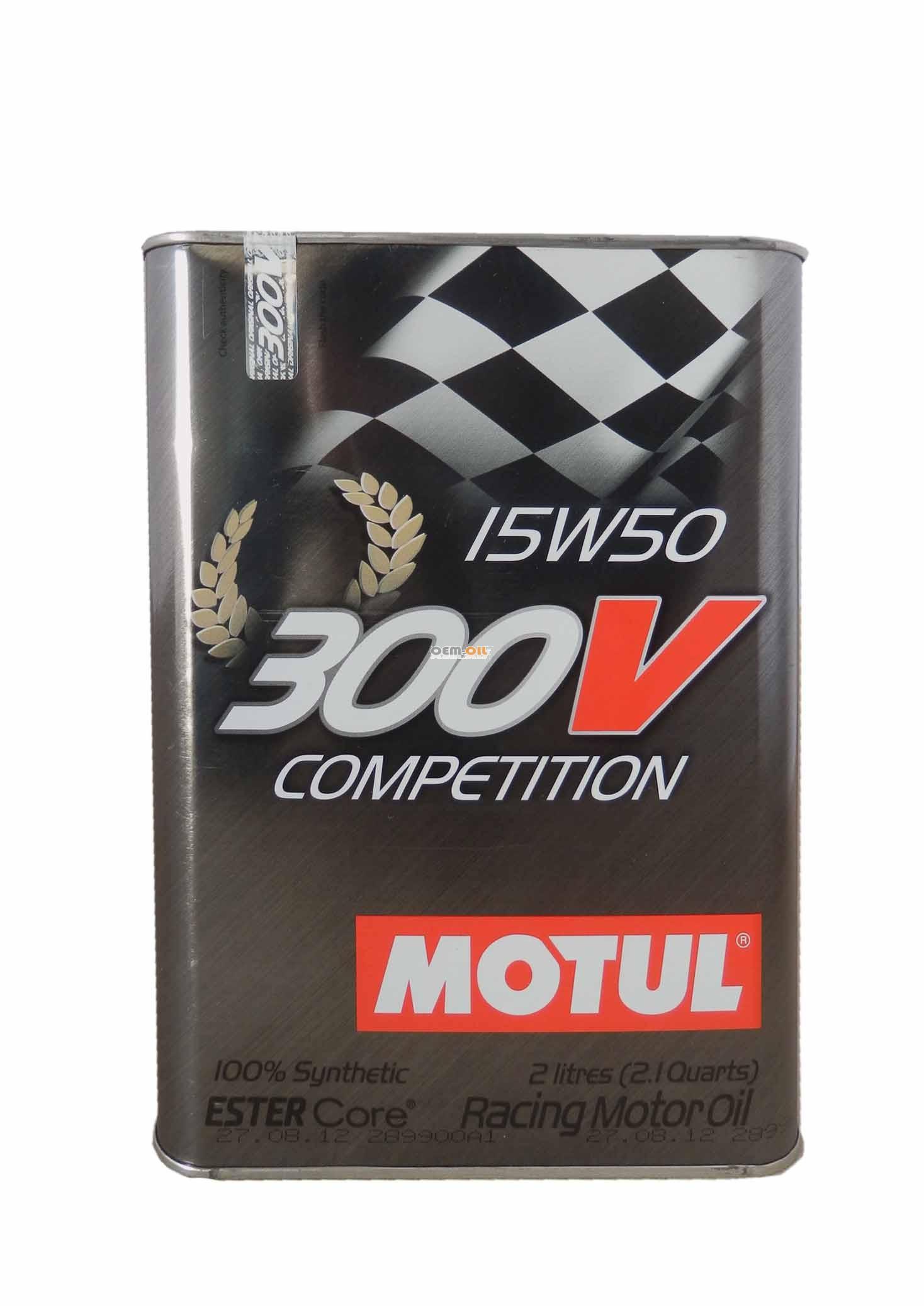 300V COMPETITION Motul 103138