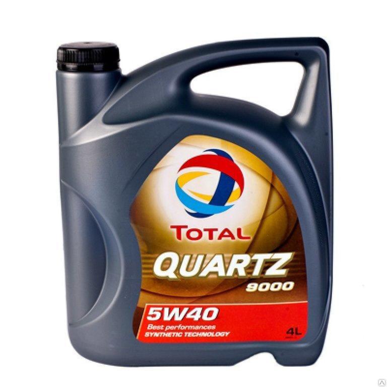 Total Quartz 9000 SAE 5W-40