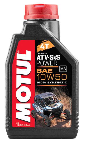 ATV SXS Power 4T Motul 105900