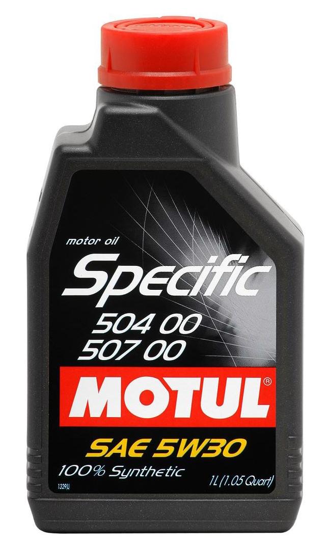 Specific 504.00-507.00 Motul 106374