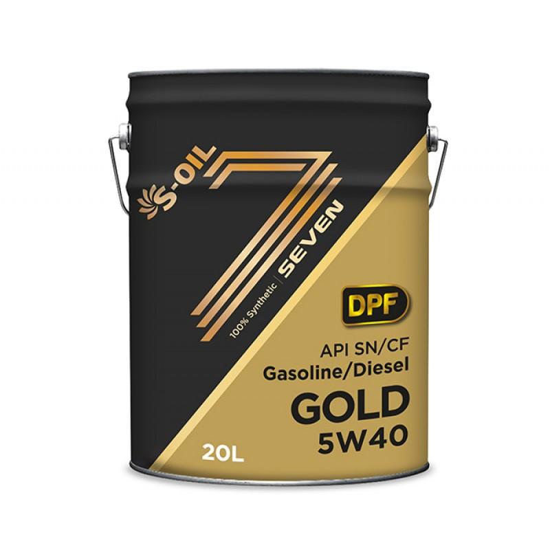Seven Gold S-Oil GOLD5W40_20