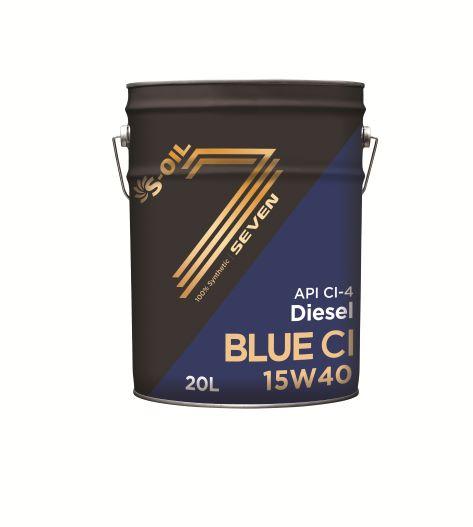 Seven BLUE S-Oil BL15W40_20