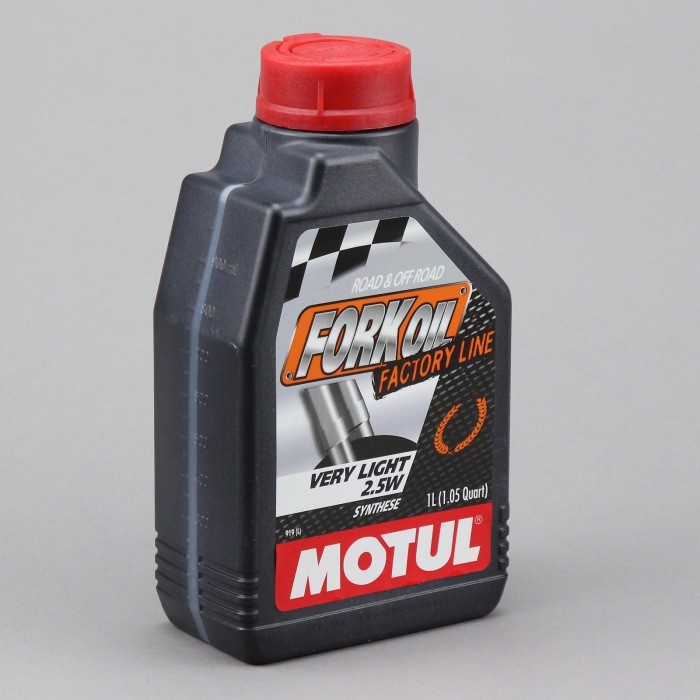 Fork Oil very light Factory Line Motul