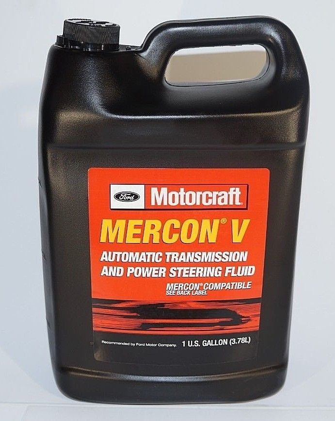 Mercon V Automatic Motorcraft XT-55-QM