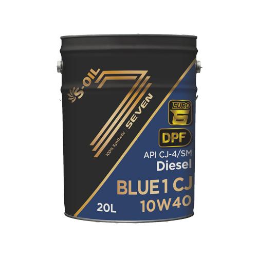 Seven BLUE S-Oil BL10W40_20