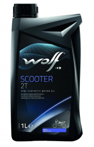 Scooter 2T Wolf oil 8306815