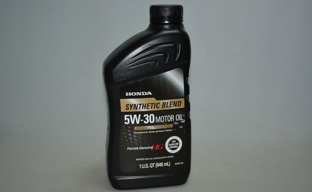 Honda Synthetic Blend SAE 5W-30