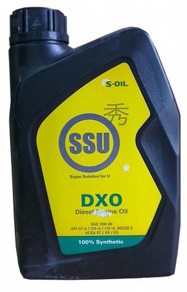 SSU DXO S-Oil DSSU10W40DXO_01