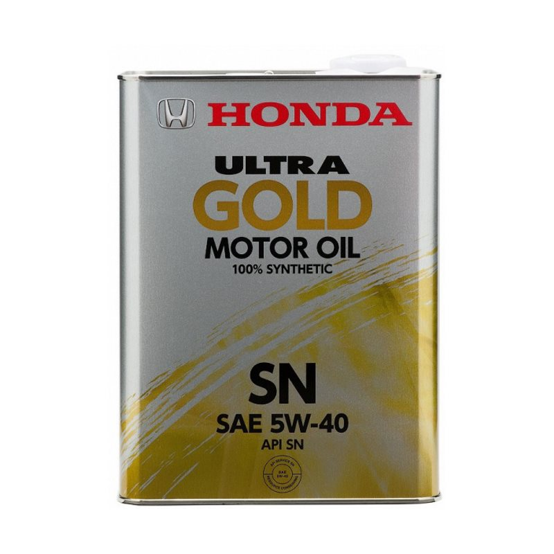 Honda Ultra Gold API SN SAE 5W-40