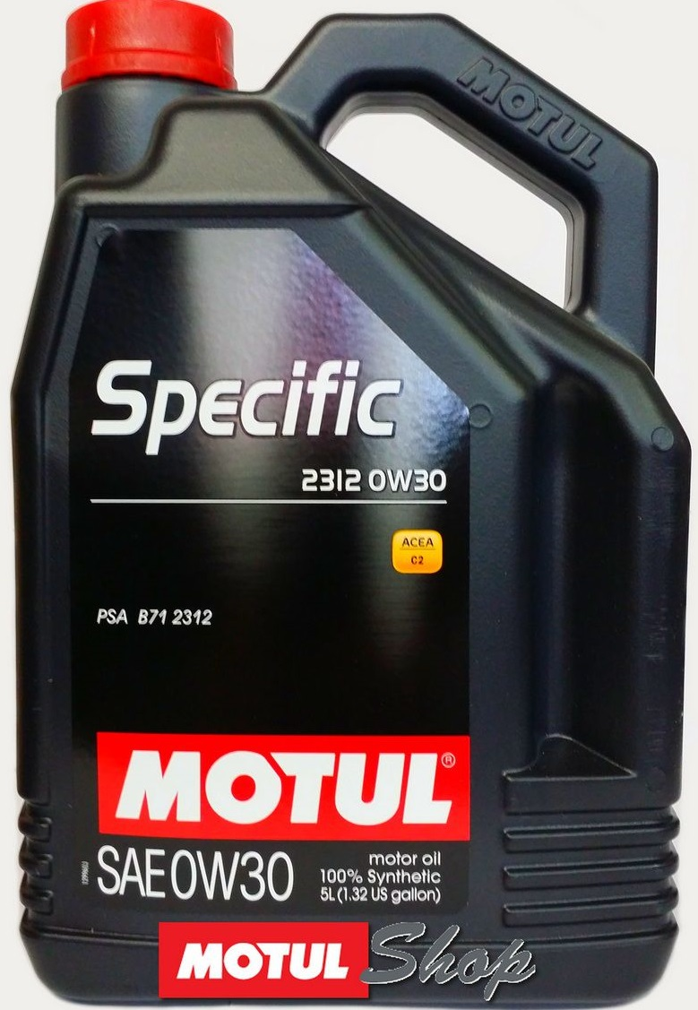 Specific 2312 Motul 105739