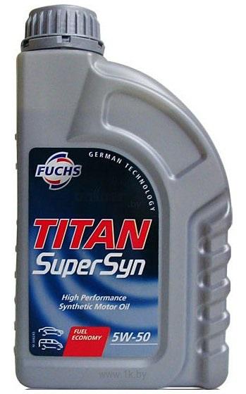 Fuchs Titan SuperSyn SAE 5W-50