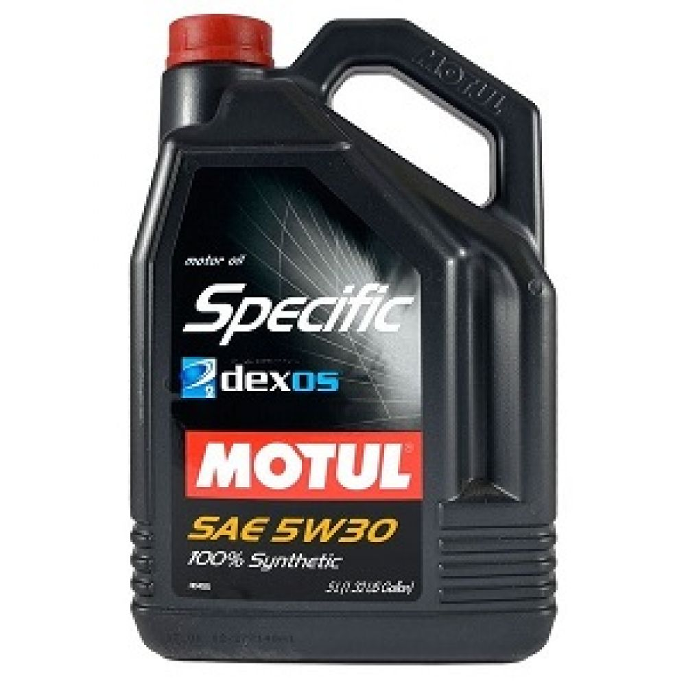 Specific Dexos2 Motul 102643